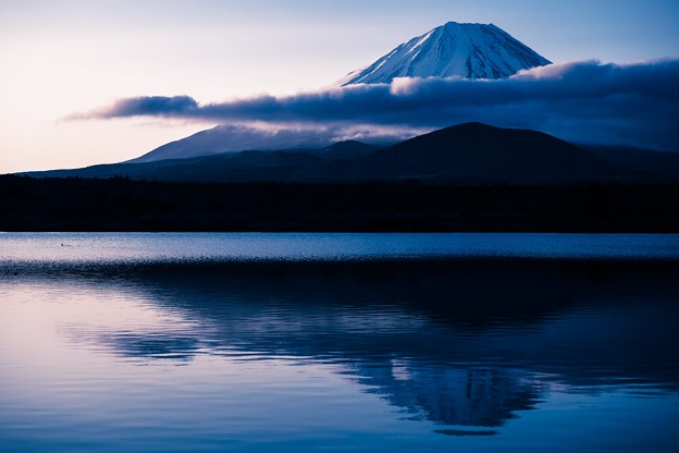 The 5 lakes of Mount Fuji – 富士五湖