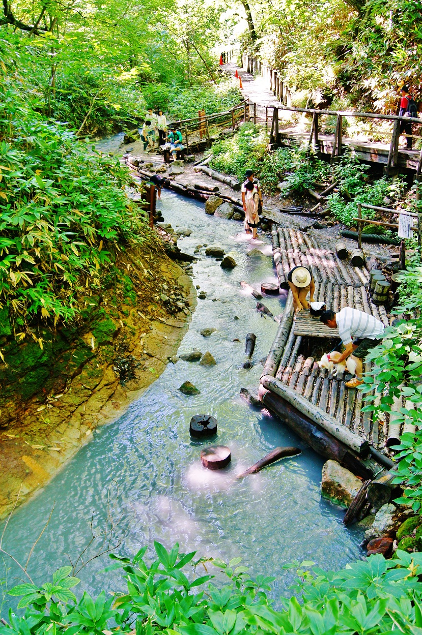 Noboribetsu Hot Springs – 登別温泉